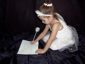 И феи пишут письма Дедушке Морозу!