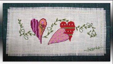 для проекта 'Сердечки 2009'