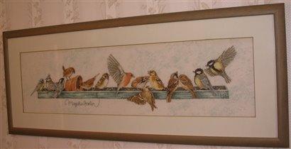 Птички Ланарте