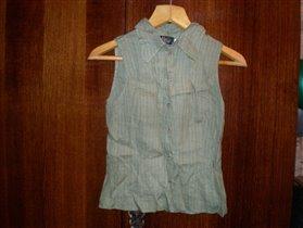 Рубашечка льняная