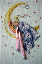 'Crescent Dreams' by Mirabilia (little stitches)