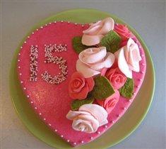 Тортик для любимой дочки