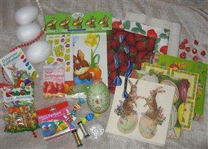 Пасхальные подарчества от Томсика !!!