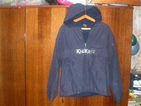Куртка на подростка, Kickers
