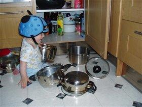 интересуюсь кулинарией - изучаю кухонную утварь!