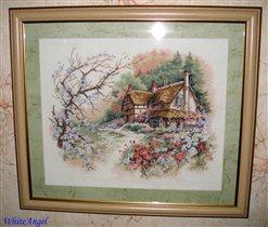 Dimensions 13687 - Cottage Enchantment