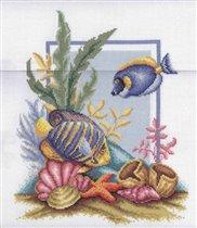 Панна Пестрые рыбки