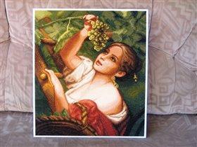 Итальянский полдень (виноградница)