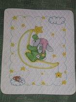 Одеялко для племянника