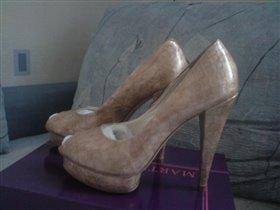 Афигенные туфли для смелой девушки))