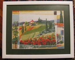 Вервако Итальянский пейзаж по картине Хейгеля