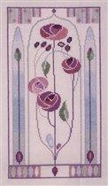 Mackintosh Oriental Rose