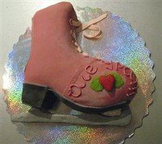 Торт конёк