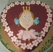 Торт Маленькая принцесса