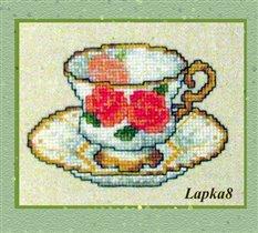 Годовая чайная церемония - январь