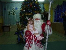 Первая елка, первый Дед Мороз ...