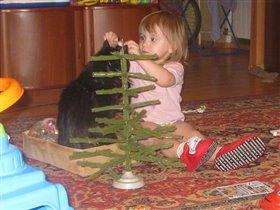И тебя нарядим котик