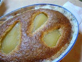 Французский грушевый торт