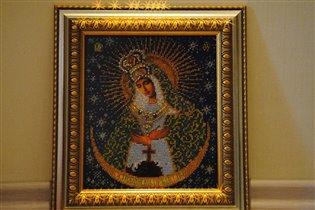 Виленская-Остробрамская икона Пресвятой Богородицы