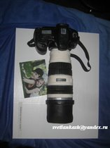 Торт Фотоаппарат с большим объективом