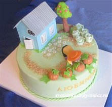 Торт Дачница