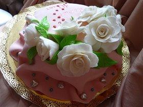 мастичный тортик