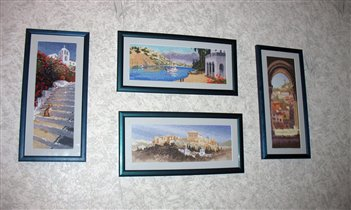 International Panels и Panorames от Heritage