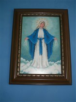 Virgen La Milagrosa