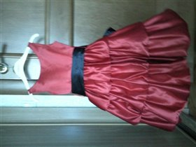 шикарное платье p-p 4