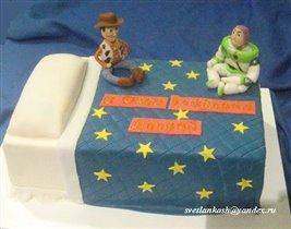 Торт История игрушек