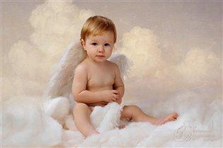 мой маленький ангелочек