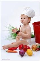 помощник на кухне