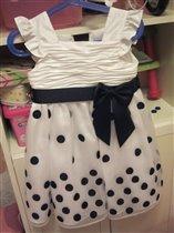 Платье из США, 3г - 700р