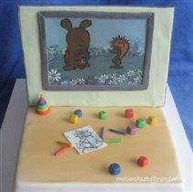 Двойной торт Детская