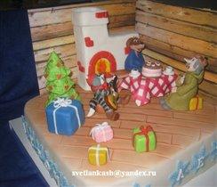 Торт Простоквашино