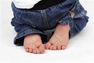 максимкины ножки