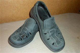 туфли для мальчика, р-р 34