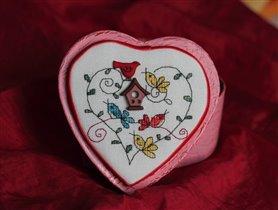 Сердечня коробочка