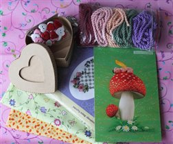 Сердечные подарочки от Яны Иоаночки:)
