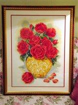 Розы от Elizabeth de Lisle