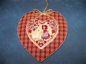 Обменное сердечко 2009 от ВладКи