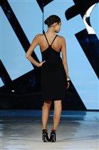 Платье ТФ - вид сзади