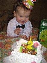 Ух ты какой тортик))))))
