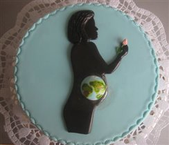 Торт Весь мир в тебе