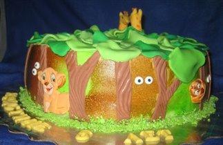 Торт Джунгли