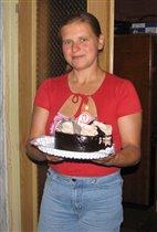 В Настин д/р (9 лет)