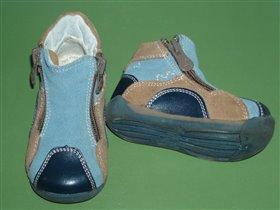 Ботинки Шалунишка р21 (по стельке 13 см),