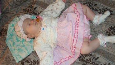 Уморилась после детской тусовки...