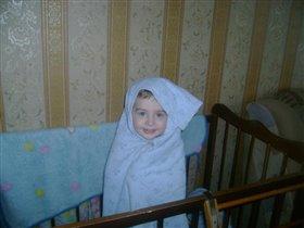 Люблю одеялко своё :)))
