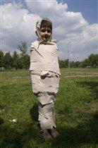 Жека - мумия)